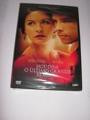 DVD Houdini - O Último Grande Mágico (NOVO)