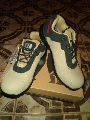 Sapatos de trabalho 38 unisexo