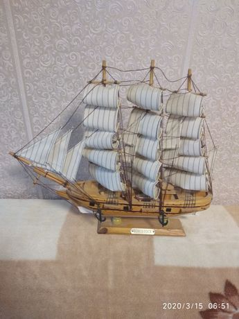 Корабль Джордж Фокс.