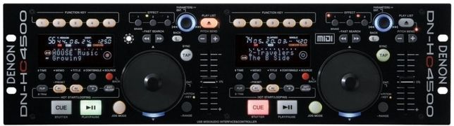 Denon dn-hc4500 midi kontroler dj rack player odtwarzacz