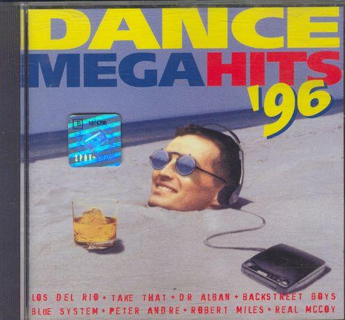 CD Dance Mega Hits '96 (BMG 1996)