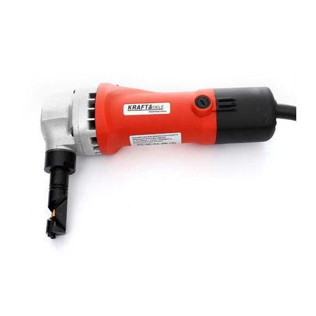 Elektryczne nożyce do cięcia blachy 1800W KD1547 kraft dele