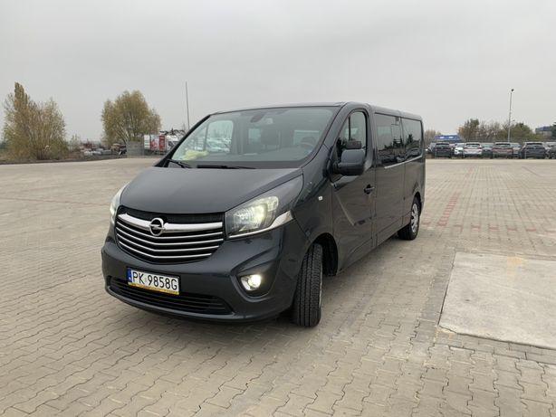 Opel vivaro TOURER Nowy silnik z osprzetem