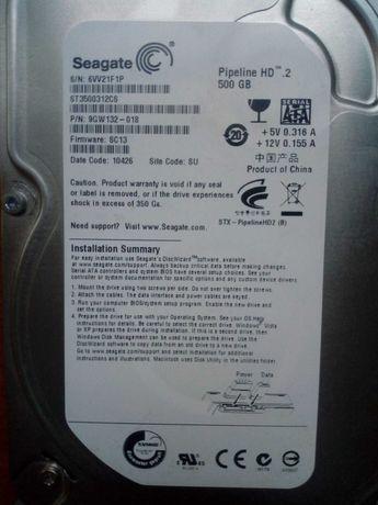 HDD Seagate 500 GB