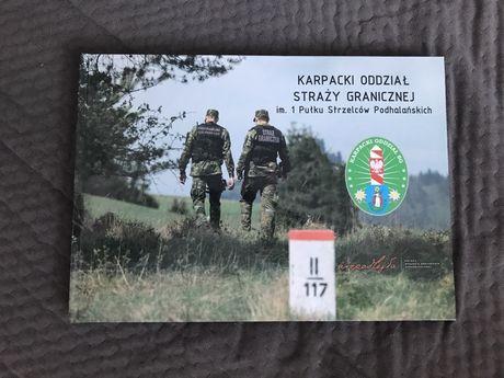 Książka Karpacki Oddział Straży Granicznej