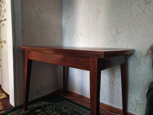 Кухоний стіл, розкладний