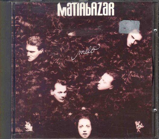CD Matia Bazar - Melo (1987)