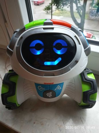Movi robot Fisher Price