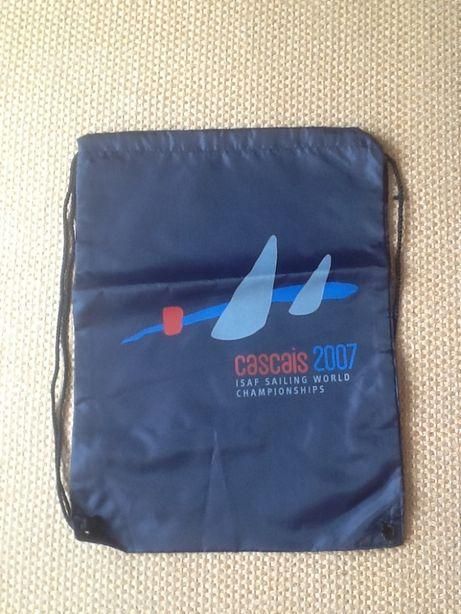 Saco do campeonato Mundial de vela,2007 NOVO