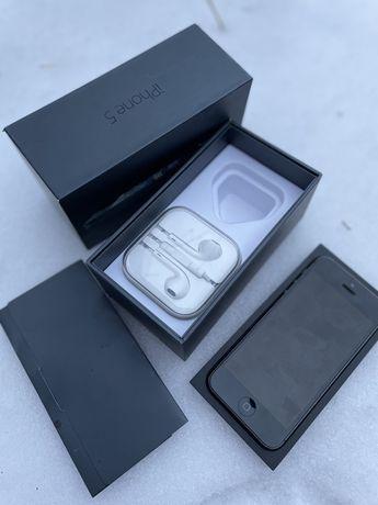 iPhone 5 Apple Айфон черный 32 GB