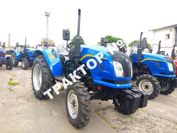 Новий широкий Донгфенг трактор Dongfeng df 244 ЛЮКС Гарантія 2 роки