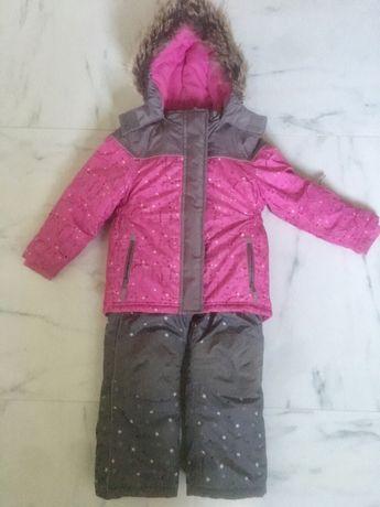 Продам детский зимний костюм немецкой ТМ Topolino для девочки