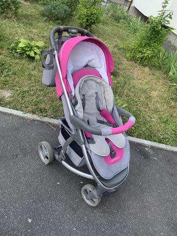 Продам прогулочную коляску EasyGo Virage, цвет Fuchsia