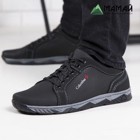 Чоловічі кросівки прошиті / Кроссовки мужские туфли # АС 27