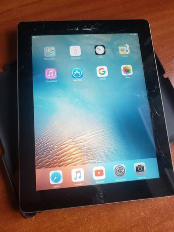 Ipad 2 32gb черный цвет на запчасти или под ремонт.