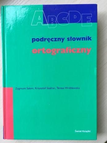 Słownik ortograficzny * Podręczny