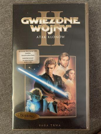 VHS Gwiezdne Wojny - Atak klonów