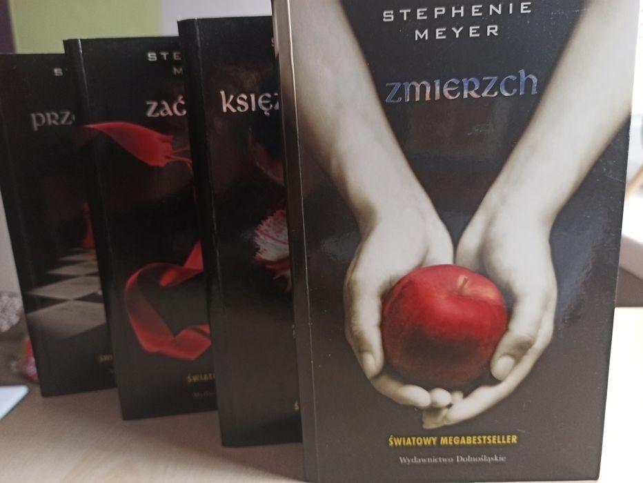 Saga Zmierzch Stephenie Meyer Łęczyca - image 1