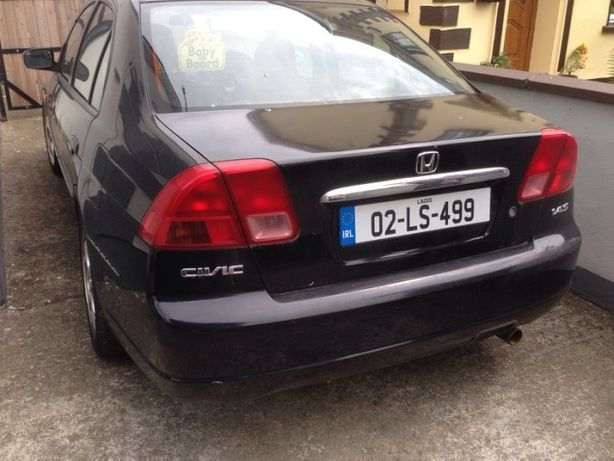 honda civic 2001 a 2005