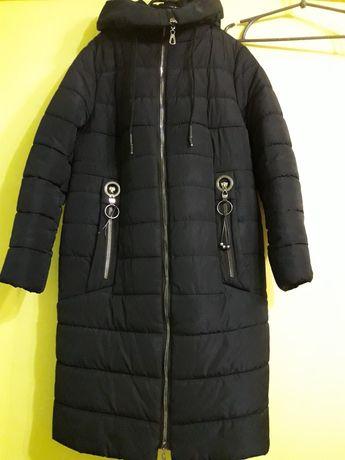 Куртка - пальто женская зимняя