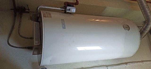 Podgrzewacz gazowy do ciepłej wody 100l (bojler)