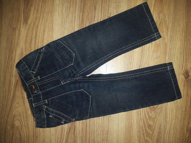 Spodnie dżinsy Lupilu 98
