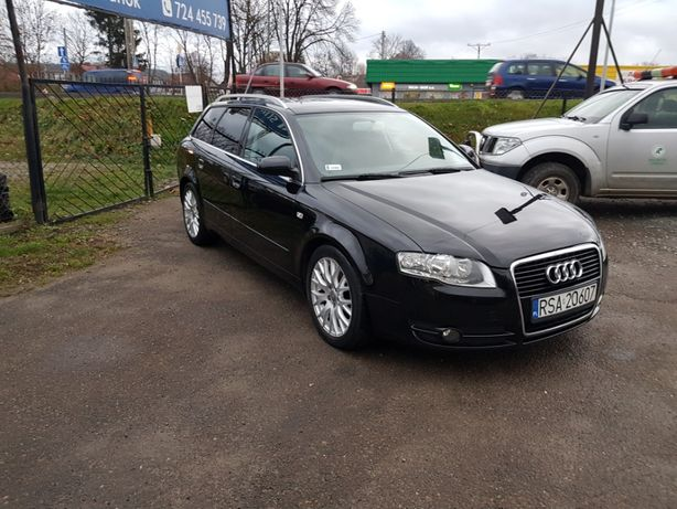 Audi A4 B7 BPW 8V bez wkładu, na zimowych