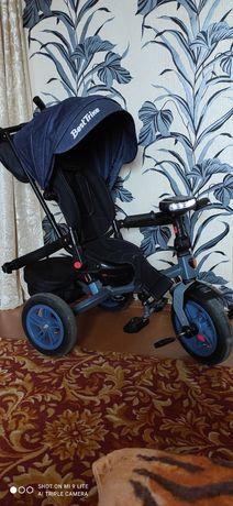 Продам трехколёсный детский велосипед Best Trike 9500-9154