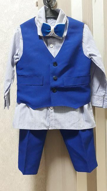 Праздничный набор, костюм тройка