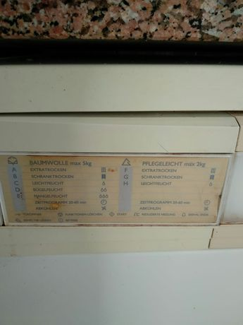 Máquina de Secar Roupa Electrolux