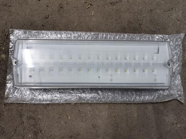 LED светильник аккумуляторный Ватра 8W 5000K IP65