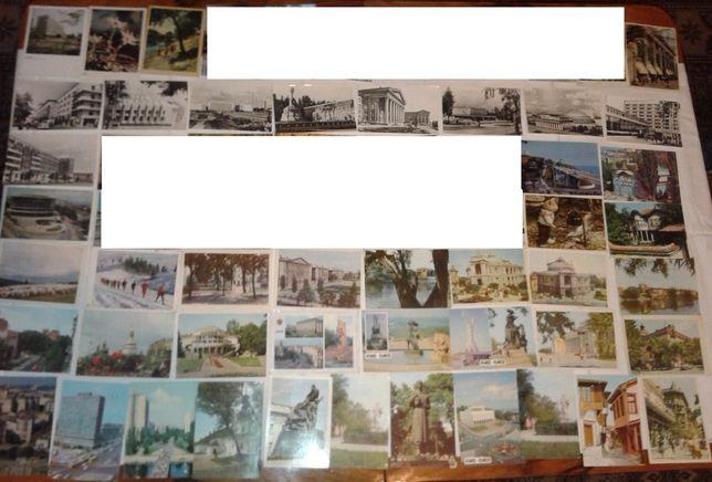 Почтовые открытки, СССР, Чехословакия,Венгрия