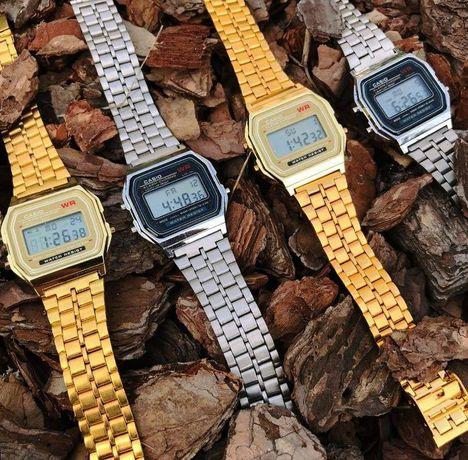 Casio  retro часы