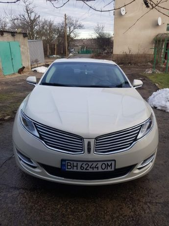 Lincoln MKZ 2.0 EcoBoost