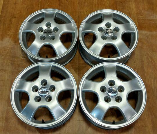 Литые диски Mercedes Vito VW Т4 Skoda R15 5×112 6J ET50 ц.о.66.6/57.1