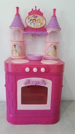 Kuchenka dla dzieci na baterie- różowa księżniczki Disneya n