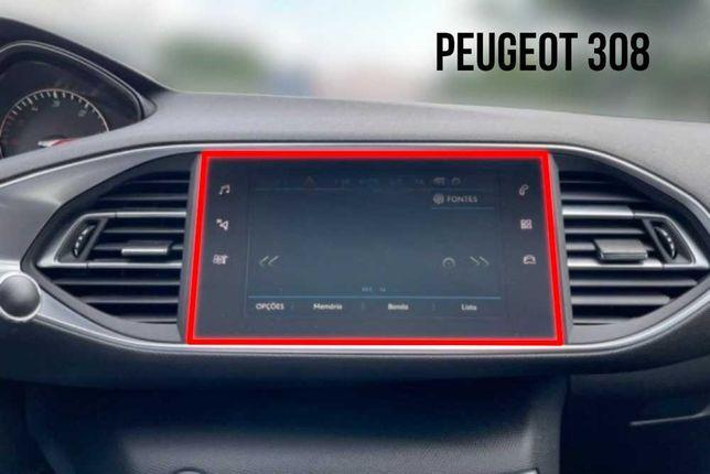 Película de proteção de ecrã para Peugeot 308