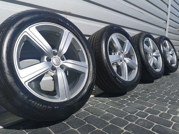 """FABRYCZNIE NOWE Oryginalne Felgi Audi 20"""" E-tron A4 A5 A6 A8 Q5 Q3 Q7"""