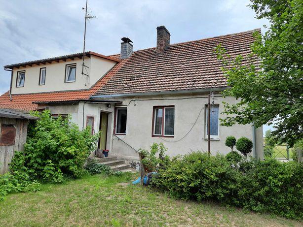 Dom 60m2 z działką 950m2 nad Odrą