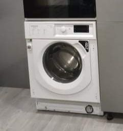 Máquina lavar roupa encastre