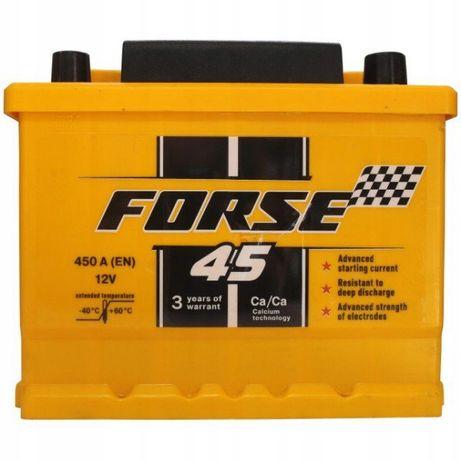 Akumulator WESTA Forse 45Ah 450A Brzeziny