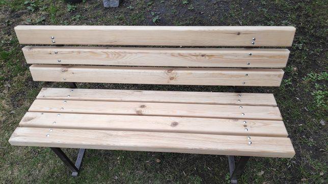 Sprzedam ławkę ogrodową.