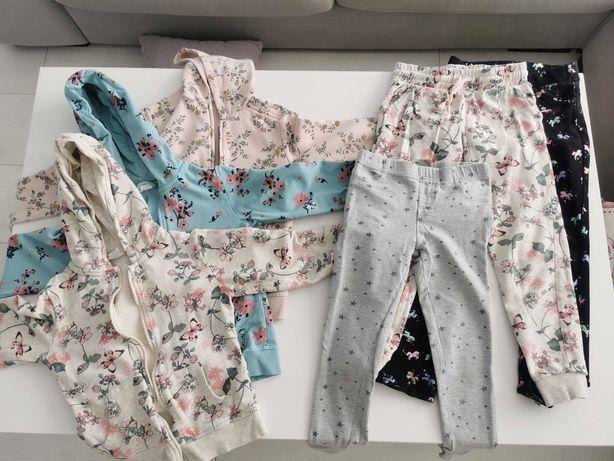 Bluzki i spodnie dla 7 latki w bardzo dobrym stanie