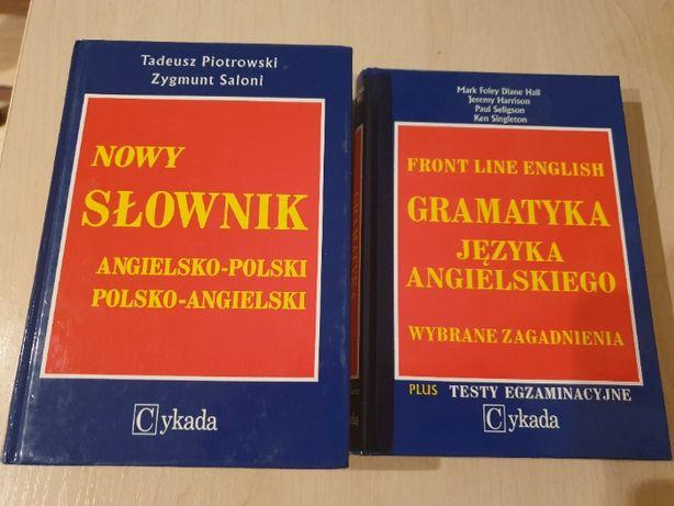 Nowy Słownik POLSKO-ANGIELSKI - T. Piotrowski Cykada