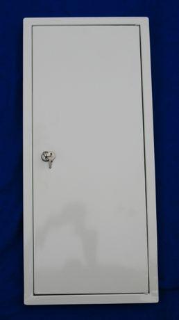 Люки ревизионные сантехнические, дверцы металлические. Размер любой.