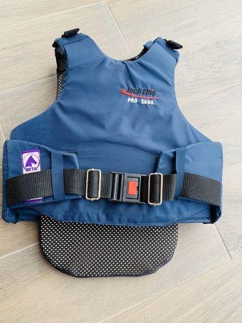 Детский защитный жилет для конного спорта