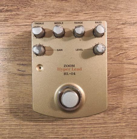 Zoom Hyper Lead HL-01 педаль эффектов distortion