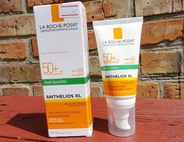 Cонцезахисний засіб (солнцезащитный крем) для чутливої шкіри La roche