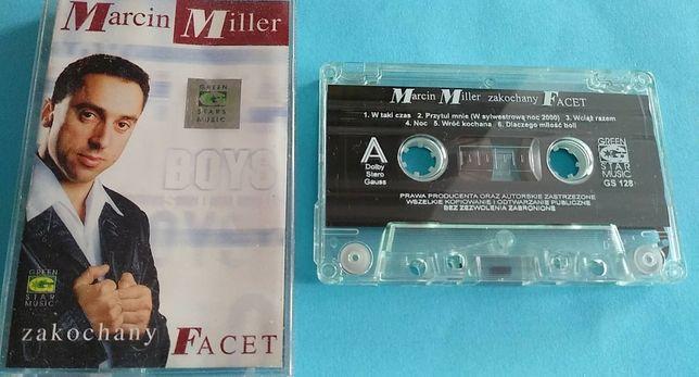 KASETA - disco polo - Marcin Miller – Zakochany Facet , 1999