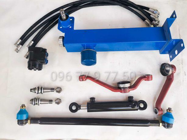 Переоборудование под насос дозатор мтз 80, 82, юмз, т150 комплект